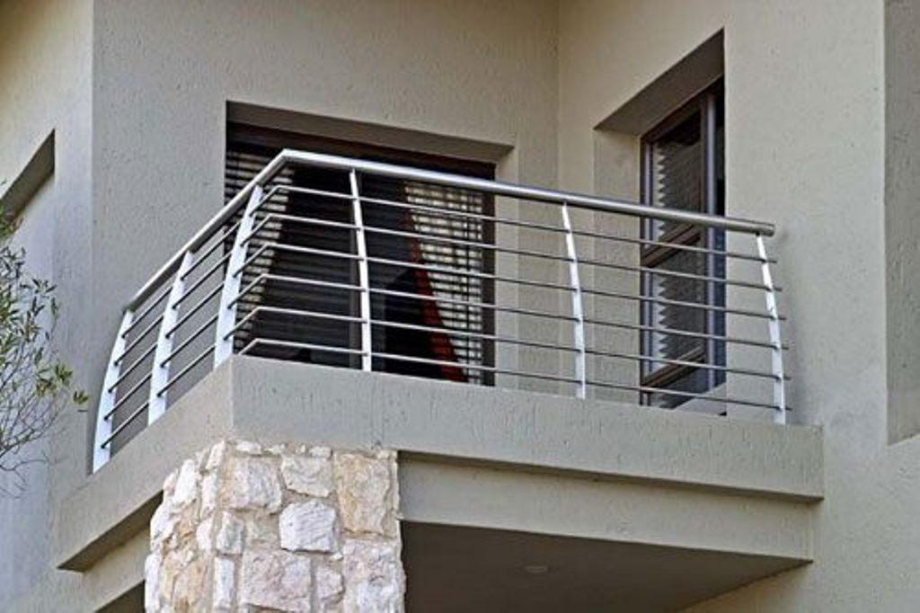 Ограждение балкона: фото, пошаговая инструкция.